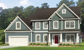 colonial home home plan bright and open colonial startribune com