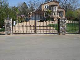 iron driveway gates sacramento