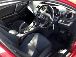 2013 mazda 3 hatch maxx auto red