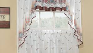Gingham Curtains Blue Kitchen Popular Kitchen Curtains Fruits Sets Trends With Curtain