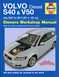 shop manual s40 v50 service repair volvo haynes book chilton ebay