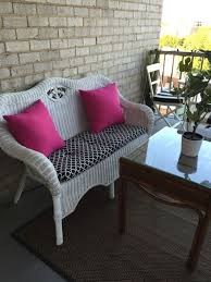 Outdoor Furniture Balcony by Balcony Updates And Outdoor Furniture Roundup Studio Style Blog