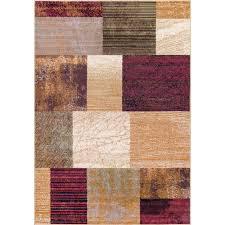 tayse elegance 5210 multi 5x7 area rugs studiolx