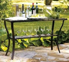Patio Serving Table Patio Serving Table Meedee Designs