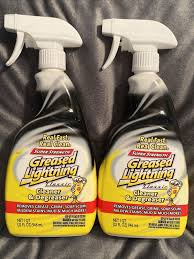 what is the best cleaner to remove grease from kitchen cabinets 2 greased lightning classic multi purpose cleaner degreaser 32oz new