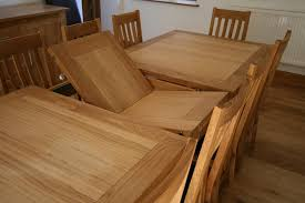 Oak Dining Table Uk Attractive Oak Dining Table Uk Butterfly Extending Tables