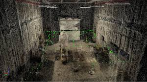 indoor mapping for floor plan with pix4dmapper pro
