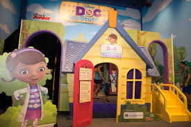 doc mcstuffins playhouse doc mcstuffins franchise comes to life in communities across the