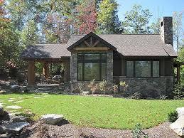 small mountain cabin floor plans mountain house plans max fulbright designs small mountain cabin