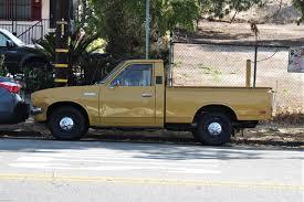 toyota trucks usa 1976 toyota pickup truck la car spotting