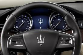 maserati steering wheel new maserati quattroporte can you spot the shared interior parts