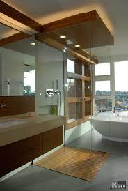 bathroom grey painted wall bathroom glass shower room 2017