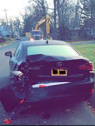 lexus service glen cove 2015 is 250 rear ended while parked clublexus lexus forum