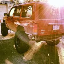 baja jeep cherokee 1998 jeep cherokee mickey thompson classic baja lock custom