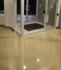natural clear epoxy floors