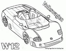 fast car coloring pages fast car coloring pictures fast
