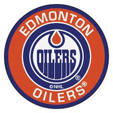 Nhl Area Rugs Fanmats Nhl Edmonton Oilers Orange 2 Ft 3 In X 2 Ft 3 In