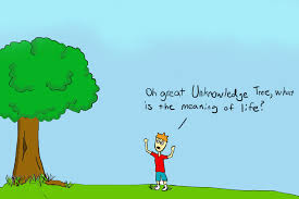 the meaning of the unknowledge tree