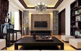elegance black brown living room furniture designs ideas u0026 decors