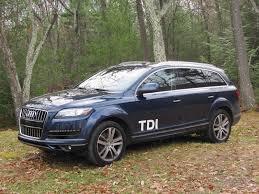 Audi Q7 2012 - 2011 audi q7 tdi clean diesel suv quick drive