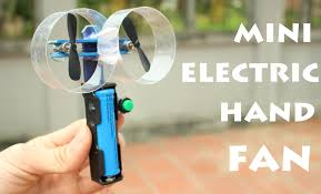 how to make a fan how to make a mini electric fan