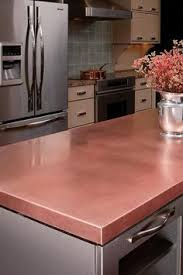 Copper Kitchen Countertops Copper Countertops Would You Do It U2014 Countertop Spotlight