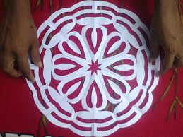 designs for painting on floor paper cuttings