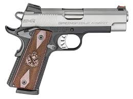 Tan And Tone Prices 1911 Emp 4 U201d Lightweight Champion 9mm Springfield Armory