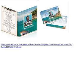 Funeral Programs Online Easy Funeral Program Template Online