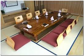 floor seating dining table fancy floor chairs with back support floor seated dining room floor