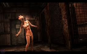gaming literacy silent hill silent hill silent hill nurse and