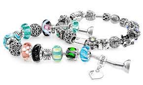 custom charms custom charm jewelry iris and charms groupon
