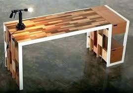 Office Wood Desk Reclaimed Wooden Desk Bethebridge Co