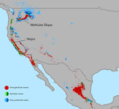 North America Climate Map by Climate Change Vs Wine A Snapshot Of Year 2050 Wine Folly