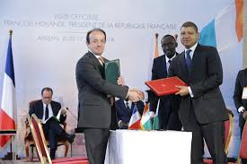 bureau veritas cote d ivoire the republic of cote d ivoire has awarded a contract for the