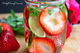 stress reducer detox water recipe budget savvy diva