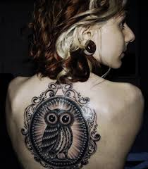 tattoo girl owl girl with owl tattoo on stomach tattoo collection