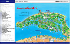 Canada S Wonderland Map by Map To Boarding Location For The Electric Boat Lagoon Tour