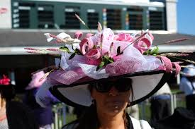 Kentucky Derby Flowers - it u0027s all about the hats