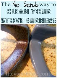 best thing to use to clean grease from kitchen cabinets cleaning stove burners grates using ammonia the best