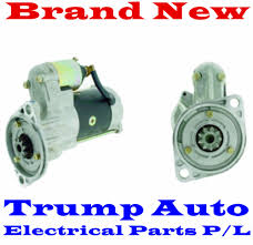 brand new starter motor for isuzu d max engine 4jj1 3 0l diesel
