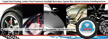 Home Remedies For Cleaning Car Interior Gem Car Wash Home