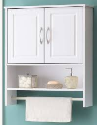 Wall Cabinet For Bathroom Bathroom Endearing Bathroom Wall Cabinets White Glacier Bay