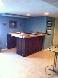 Building A Basement Bar by Roxanne Recycles How To Build A Home Bar On A Budget Home Ideas