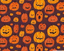 quirky halloween background wallpapers halloween pumpkins pattern hd desktop wallpaper high definition