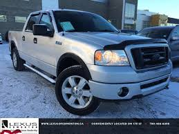 lexus truck 2008 used silver 2008 ford f 150 4wd supercrew 150