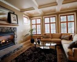 go with wood trim on paint colors for living room with dark wood
