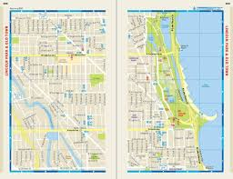 Chicago Sights Map by Lonely Planet Chicago Travel Guide Lonely Planet Karla