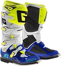 blue motocross boots gaerne chicago official supplier wholesale gaerne clearance