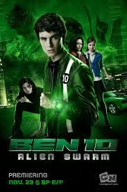 ben 10 alien swarm extra large movie poster image imp awards